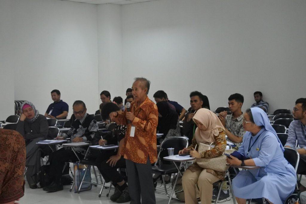 Diskusi Seminar TSDA