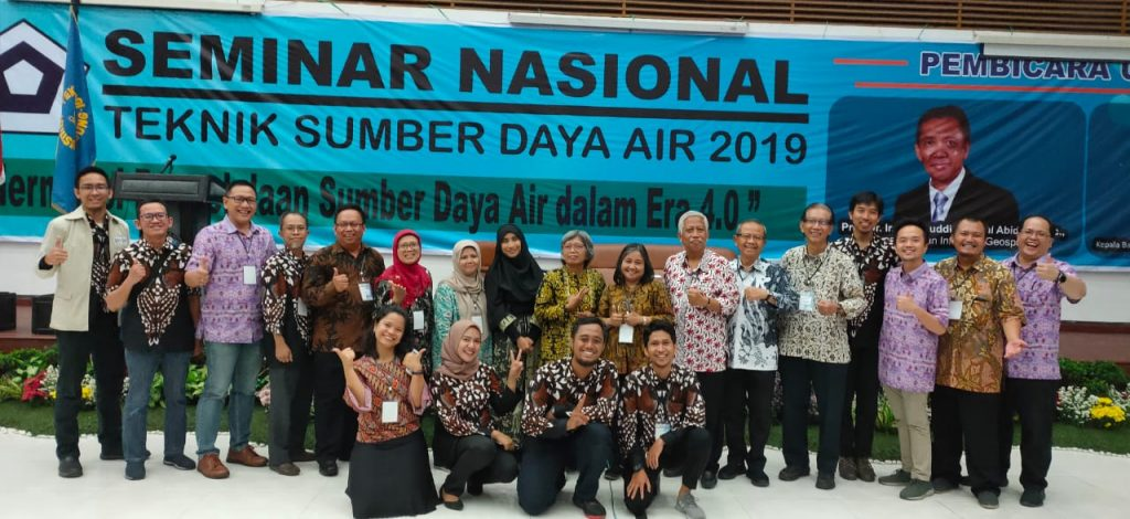Panitia Seminar Nasional TSDA