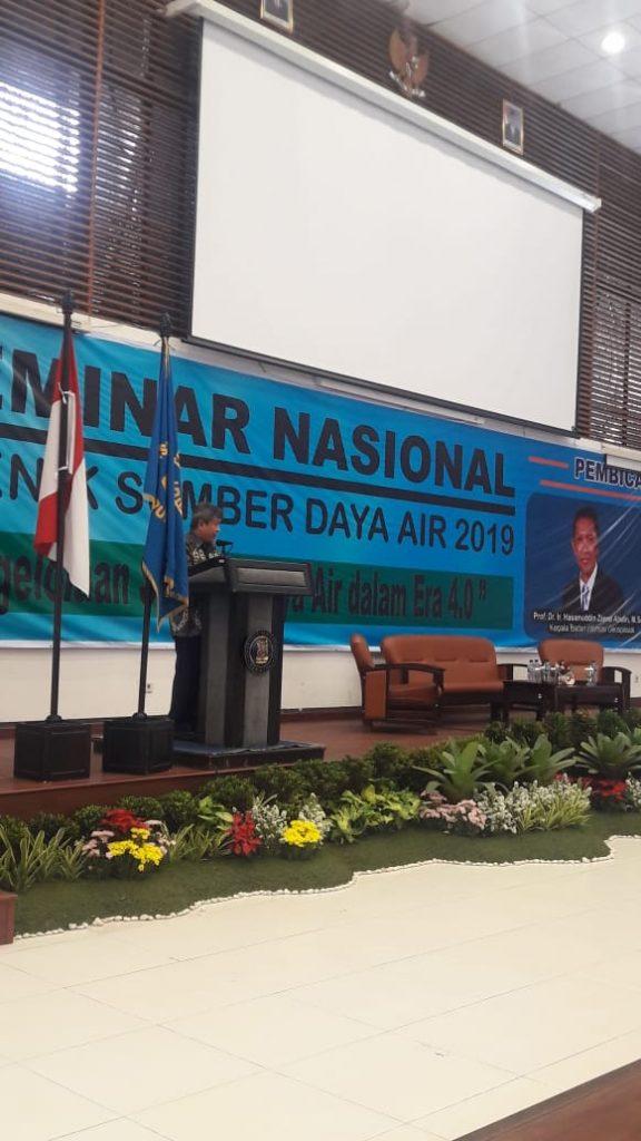 Pembukaan Seminar Nasional TSDA