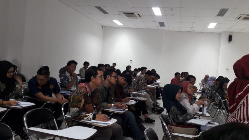 Peserta Seminar Nasional TSDA