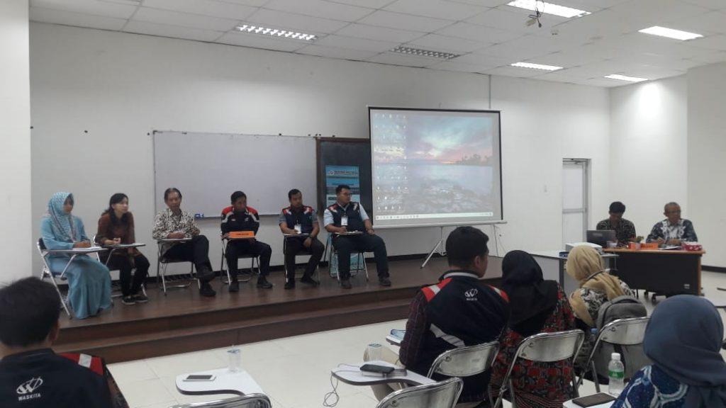 Sesi Diskusi Seminar Nasional TSDA